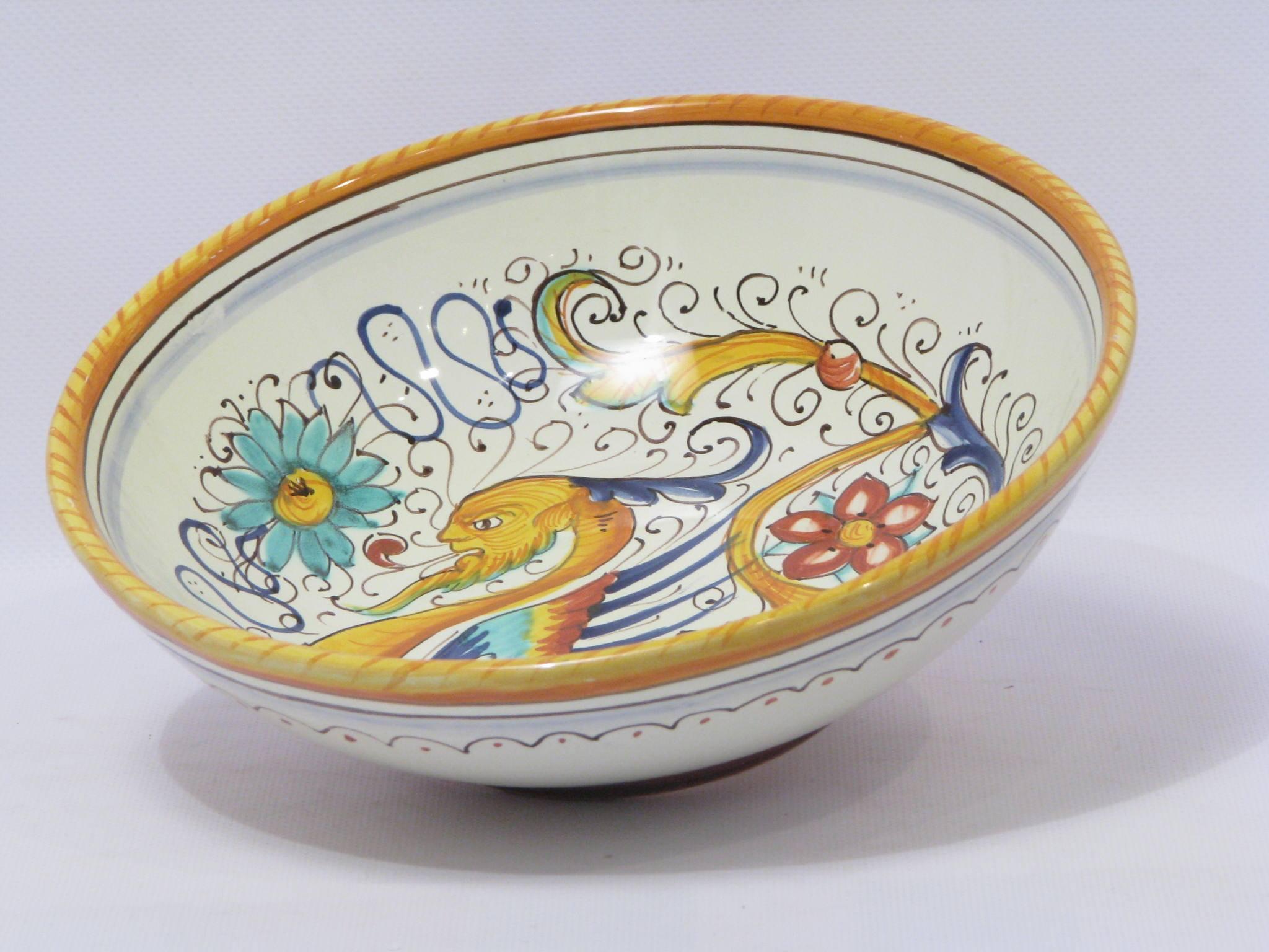 Deruta Ceramics Italian Ceramics
